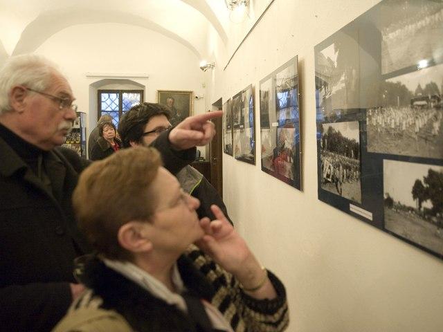 Vernisáž výstavy Brandýs a Boleslav v proměnách času 1